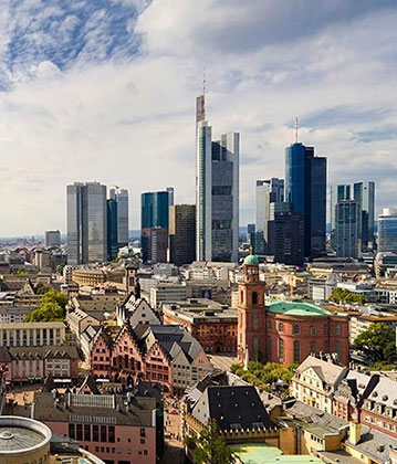 Guide on Frankfurt